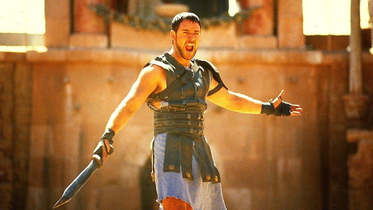 Gladiator, de Ridley Scott (2000)