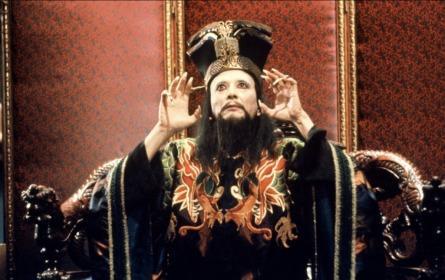James Hong en David Lo Pan, un sorcier improbable dans un film qui ne l'est pas moins.